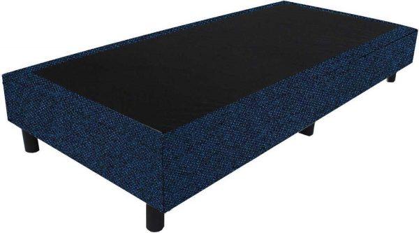 Bedworld Boxspring 70x200 - Tweedlook - Donker blauw (M79)