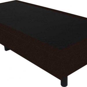 Bedworld Boxspring 70x200 - Velours - Donker bruin (ML29)