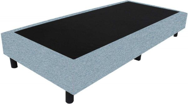 Bedworld Boxspring 70x200 - Waterafstotend grof - Mint (P72)