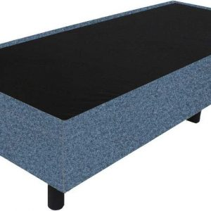 Bedworld Boxspring 70x210 - Wol look - Blauw (WL74)