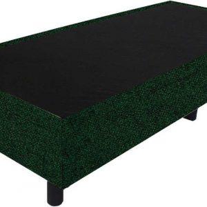 Bedworld Boxspring 70x220 - Tweedlook - Donker groen (M37)