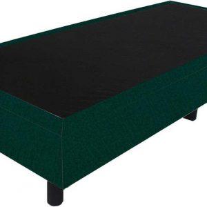 Bedworld Boxspring 70x220 - Velours - Groen (ML37)