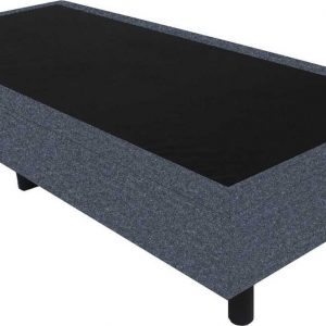 Bedworld Boxspring 70x220 - Wol look - Antraciet (WL97)