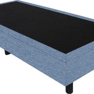 Bedworld Boxspring 80x210 - Waterafstotend grof - Licht blauw (P73)