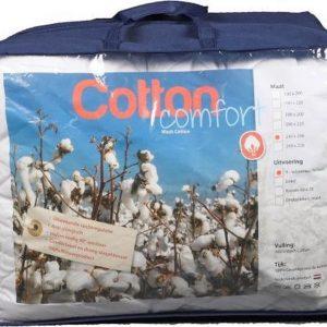 Cotton Comfort 4-seizoenen Dekbed - 240 x 200