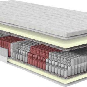 Matras Pocket Sirius Hybrid 1000 80x200 25 cm