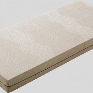 Organic Cotton Linen 100% - HR Koudschuim Matras 20cm - 120x200