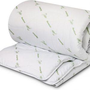 Zomer Dekbed - Bamboo Vezels - Maat: 240 X 200 - Anti-allergisch   Anti-huisstofmijt   Soepel   Zacht -