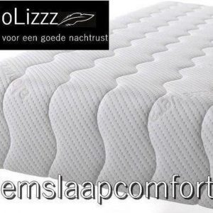 1-Persoons Matras - POCKET Polyether SG30 7 ZONE 25 CM - 90x200/25