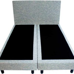 Bedworld Boxspring 120x200 - Waterafstotend grof - Mint (P72)