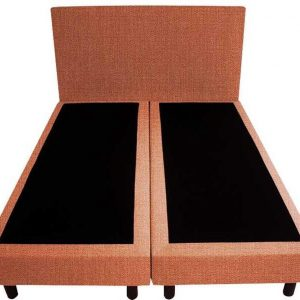 Bedworld Boxspring 160x200 - Seudine - Koraal (ONC51)