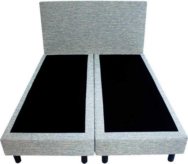 Bedworld Boxspring 160x220 - Waterafstotend grof - Mint (P72)