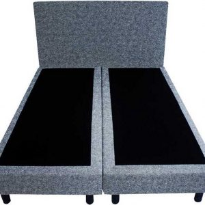 Bedworld Boxspring 180x220 - Wol look - Blauw (WL74)