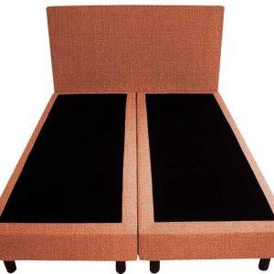 Bedworld Boxspring 200x220 - Seudine - Koraal (ONC51)