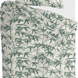 Byrklund Dekbedovertrek Enjoying Bamboo - 140x220 - 100% Katoen - Groen
