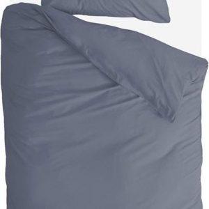 Byrklund Dekbedovertrek Sleep Softly - 140x220 - 100% Katoen - Donker Blauw
