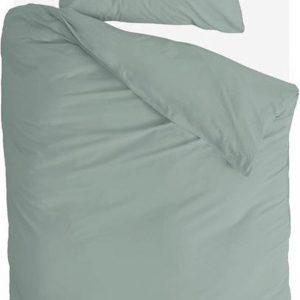 Byrklund Dekbedovertrek Sleep Softly - 140x220 - 100% Katoen - Jade