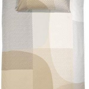 Damai Dekbedovertrekset satijn 140 x 200/220 cm Moore butter cream