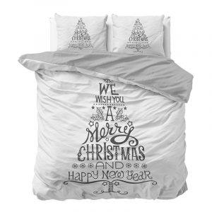 DreamHouse Bedding We Wish You 1-persoons (140 x 200/220 cm + 1 kussensloop)