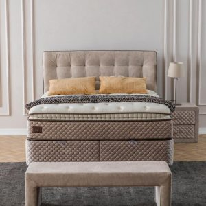 Maison Interiors - Monte Carlo Premium Opbergboxspring - 160x200