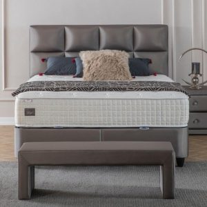 Maison Interiors - Toulon Premium Opbergboxspring - 160x200