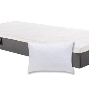 Matras Maxi Pocket Inclusief Hoofdkussen(S) - 160 x 200 cm - tot 120 kg