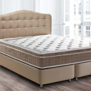 Opbergbed Luxor Taupe - Gratis Levering