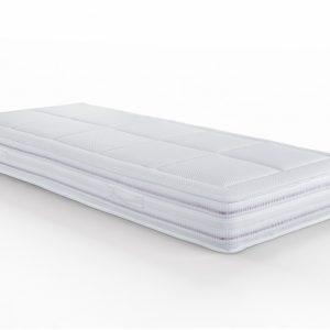 Pocketvering matras Smart Deluxe Visco 160 x 200