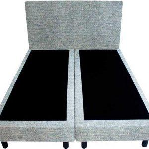 Bedworld Boxspring 120x200 - Geveerd - Waterafstotend grof - Mint (P72)