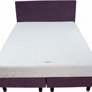 Bedworld Boxspring 140x220 - Medium - Seudine - Paars (ONC65)