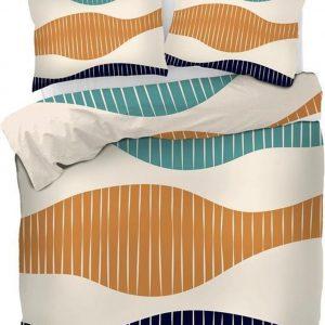 Beter Bed Select dekbedovertrek Donny - 140 x 200/220 cm - groen