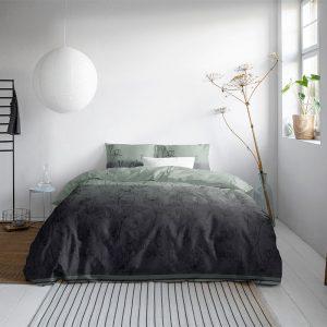 DreamHouse Bedding Angelina - Mint Green 1-persoons (140 x 200/220 cm + 1 kussensloop) Dekbedovertrek