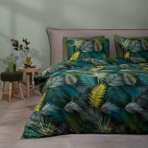 Fresh & Co Botanical Party Lits-jumeaux (240 x 220 cm + 2 kussenslopen) Dekbedovertrek