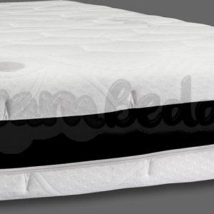Matras Excellent 140x200 Pocketvering 500 veren m2 Koudschuim ca. 25 CM Dik