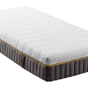 Pocketveermatras B Bright 5000 Serie Traagschuim Afdeklaag - 160 x 200 cm - tot 100 kg