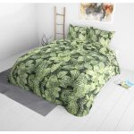 Sleeptime Elegance Organic Leaves Lits-jumeaux (240 x 220 cm + 2 kussenslopen)