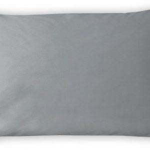 Damai Organic - Kussenslopen - Bio satijn - 50x60 cm - Grey - 2 stuks