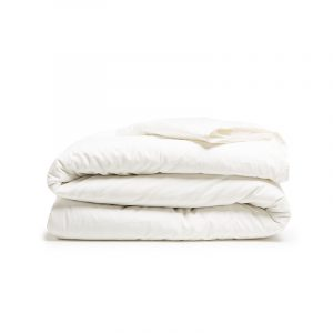 DreamHouse Bedding Stone Washed -Wit 1-persoons (140 x 200/220 cm + 1 kussensloop)