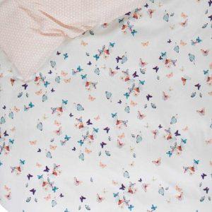Esprit Spring Butterflies - Kussensloop - 60x70 cm - Multi
