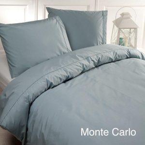 Papillon Dekbedovertrek 1 persoons Monte Carlo Licht groen 140x220/260 cm Egyptisch katoen