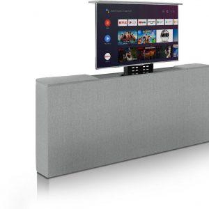 TV Lift - Grijs - 180 x 83 cm - Tot Maximaal 42 Inch