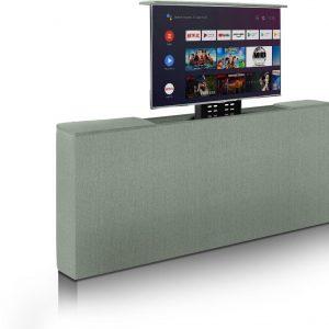 TV Lift - Olijfgroen - 200 x 83 cm - Tot Maximaal 42 Inch
