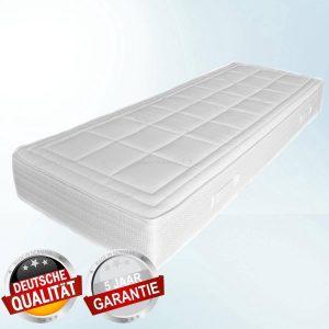 7-Zone Pocketveer Matras - Latex - Stevig 24cm - 90x200