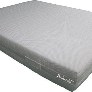 Bed World 160 x 220 Pocket koudschuim matras HR65 Stevig Poc