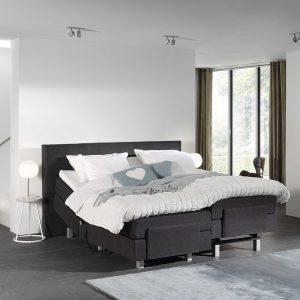 Dreamhouse Bedding Your Home Elektrisch - Boxspring - 140 x 200 - Antraciet