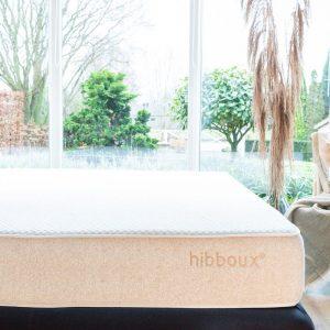 Hibboux matras Nest 140x200 365 nachten proefslapen - unieke zandloper pocketveer systeem