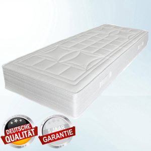 Premium Pocketveer Matras - HR50 Koudschuim - Soft 24cm - 90x200