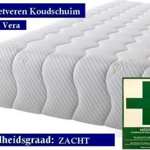 Royal Elite Medical Matras - Pocket HR45 Koudschuim Aloe Vera 23 CM - Zacht ligcomfort - 80x200/23