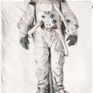 Snurk Dekbedovertrek astronaut - 140x220 cm
