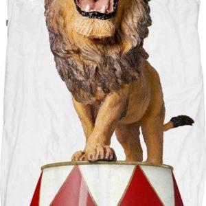 Snurk Dekbedovertrek leeuw - 140x220 cm